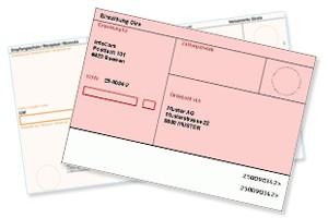 Überweisen in der Schweiz: Mit rotem oder orangenem Zahlschein