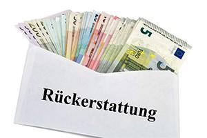 Steuerrückzahlung kann in Berlin zwischen 34 und 61 Tagen dauern